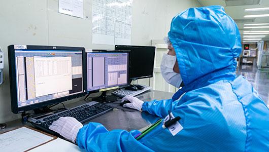 이물검출기 실시간 MONITORING SYSTEM
